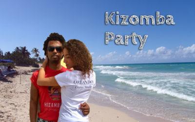 Kizomba Party im Baila Café