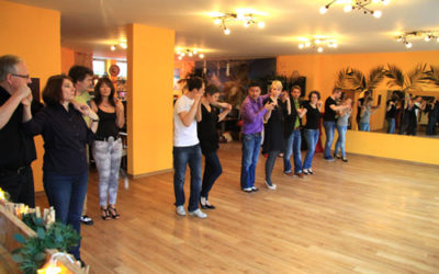 Salsa Intensivkurse am Wochenende