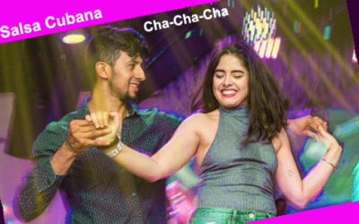 Salsa Cubana / Cha-Cha-Cha Studenten Tanzkurs