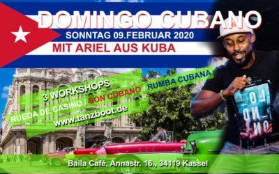 3 Workshops am So. 09.02.2020 – Kassel