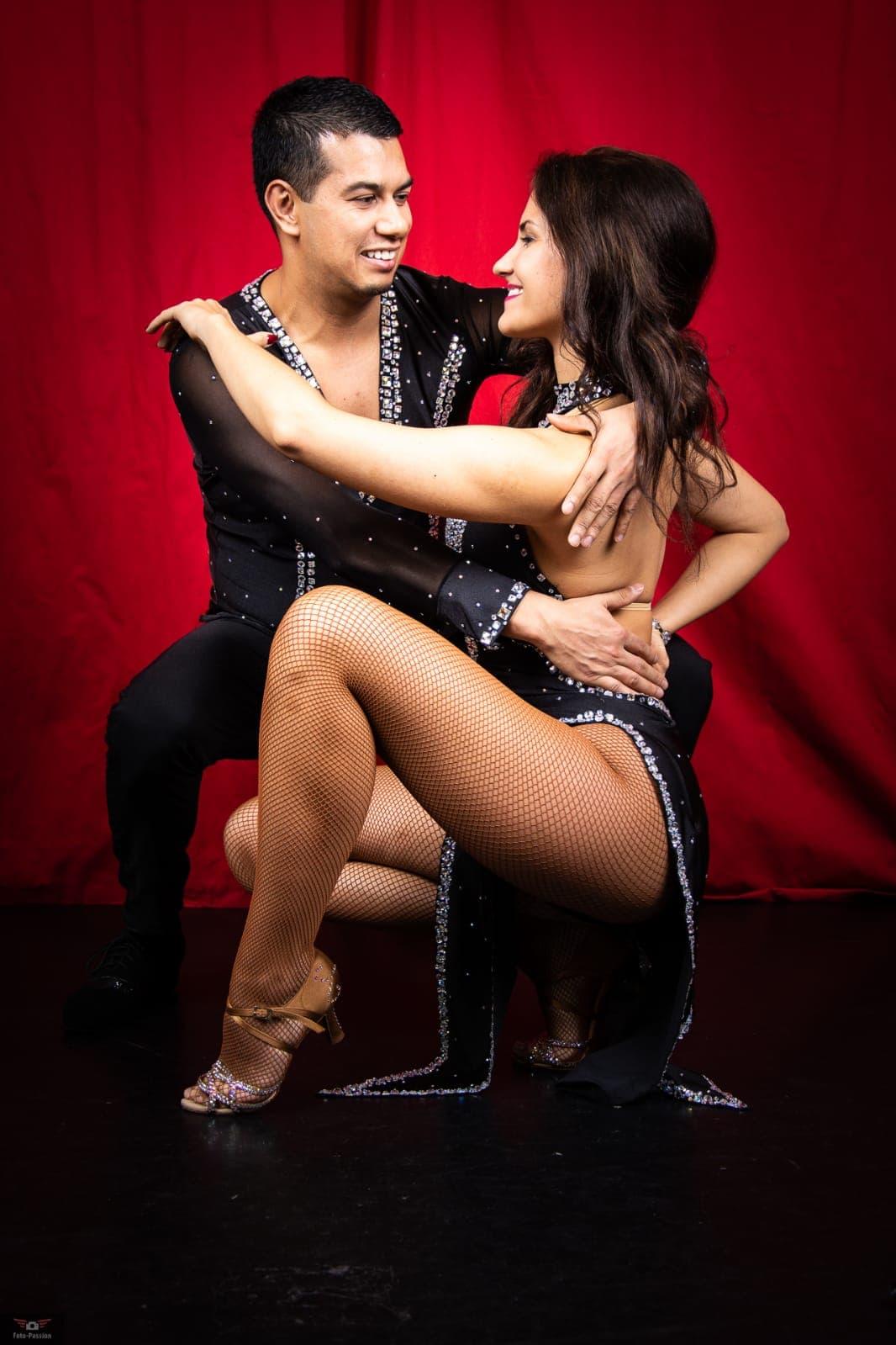 Juan Carlos & Coralie
