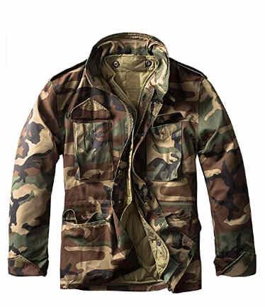camouflage jacke tarnjacke