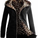 leoparden jacke muster